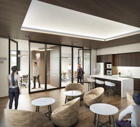 Imagen de interior Brickell Bussines Center